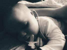 zoey sleeping